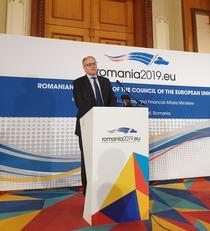 Roberto Gualtieri, presedintele Comisiei pentru afaceri economice si monetare (ECON)