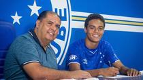 Joao Mendes, fiul lui Ronaldinho, contract cu Cruzeiro