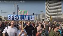Demonstratii pentru locuinte, la Berlin
