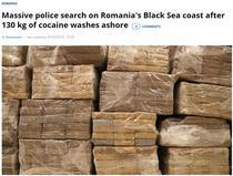 Cocaina la malul marii