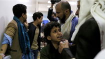 Cel puțin 11 persoane, majoritatea copii, au murit în urma unor raiduri aeriene în Yemen