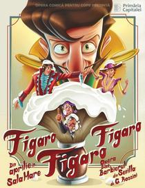 Premiera: Figaro, Figaro, Figaro