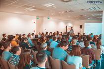 Lansare sediu Fortech in Brasov