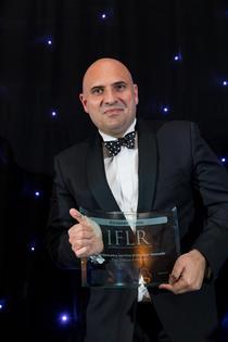 Gabriel Zbarcea - IFLR Europe Awards