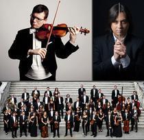 Alexandru Tomescu și Royal Philharmonic Orchestra, dirijata de Gabriel Bebeșelea