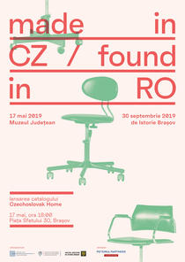 Expozitia Made in CZ / Found in RO