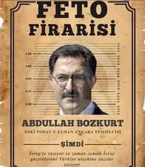 Abdullah Bozkurt - wanted