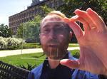 panouri solare transparente