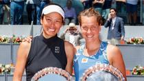Su-Wei Hsieh si Barbora Strycova, campioane la Madrid
