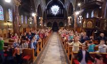 Imnul dedicat vizitei Papei la Bucuresti