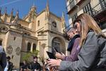 Guías turísticas con realidad aumentada