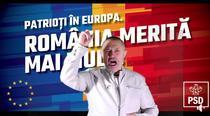 Nicolae Guta - cântec pentru PSD