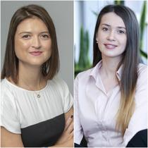 Andreea Mitiriță, Teona Braia