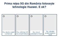 Sondaj Huawei - 5G
