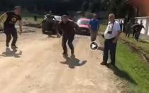 Incidente la Valea Uzului