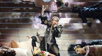 Madonna, recital la Eurovision