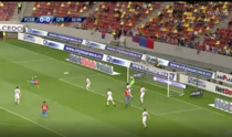 Teixeira, gol din foarfeca