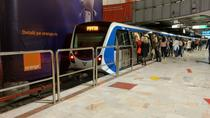 La metrou la Victoriei