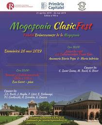 Evenimente pianistice la Palatul Mogoșoaia