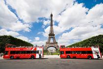 Autobuze in Paris