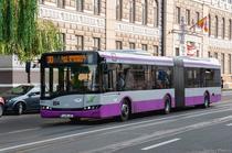 Autobuz electric la Cluj