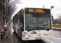 Autobuz Mercedes 2