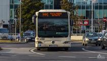 Autobuz Mercedes