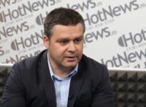 Ciprian Ciucu în studioul HotNews.ro
