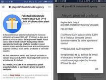 Scam care vizeaza clientii Huawei