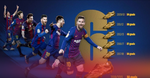 Lionel Messi, a sasea Gheata de Aur
