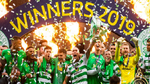 Celtic Glasgow, a treia tripla consecutiva in Scotia