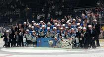 Finlanda, campioana mondiala la hochei pe gheata