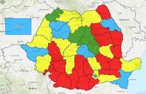 Rezultatul final la Europarlamentare - pe fiecare judet