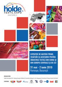 Prima expoziție internațională de textile