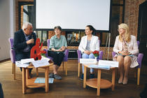 Conferinta Doneaza si Salveaza/ foto Alex Damian