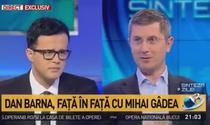 Dan Barna, la Antena 3