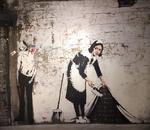 The Maid - Banksy