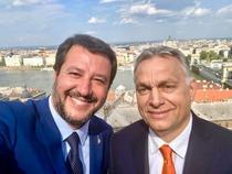 Salvini si Orban