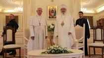 Papa Francisc si Patriarhul Daniel