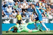 Atletico Madrid, invinsa de Espanyol Barcelona