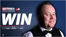 John Higgins, in finala CM de Snooker