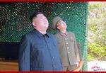 Kim Jong UN, la teste cu rachete in Coreea de Nord