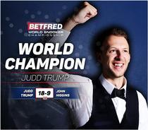 Judd Trump, campion mondial
