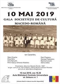 Gala 10 mai afis