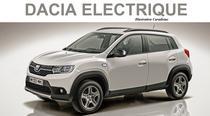 Dacia electrique in viziunea Caradisiac
