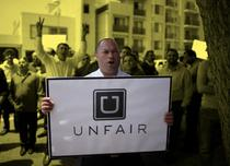 Protest Uber