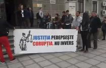 Protest antiguvernamental la Cluj-Napoca