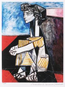 Pablo Picasso, Jacqueline