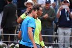 Dominic Thiem si Rafael Nadal