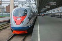 Tren rus de mare viteza Sapsan